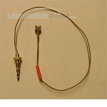 Spinflo Front Hob Thermocouple - New Spade Type