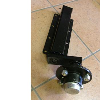 Suspension Units & Brake Linkage
