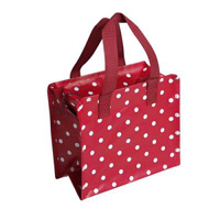 Red Spotty Charlotte Bag
