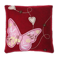 Butterfly Cushion- Make Your Own Kit