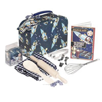 Space Boy Kids Baking Set