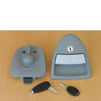 Hartal door lock RH for Bailey Caravan