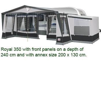 Dorema Royal 350 Size 18, 1075-1100
