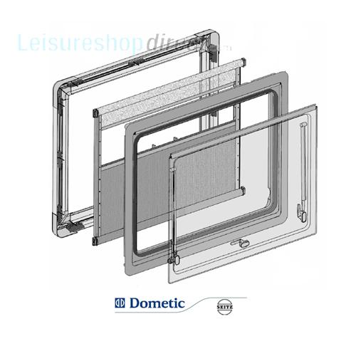 Spare Parts For Dometic Seitz S4 Top Hung And Fixed Window