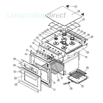 Model Number Locator 8 repair besides Gas Oven Diagram in addition Fixed Appliance And Socket Circuitsthe Electric Cooker likewise Smeg Suk91cmx7 90cm Stainless Steel Concert Cooker With Multifunction Oven And Ceramic Hob as well Bosch Dryer Wiring Diagram. on wiring diagram for electric cooker and hob