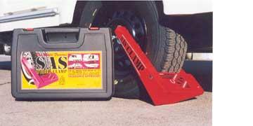 SAS HD1 Wheel Clamp