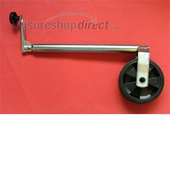 Jockey wheel complete 35mm shaft