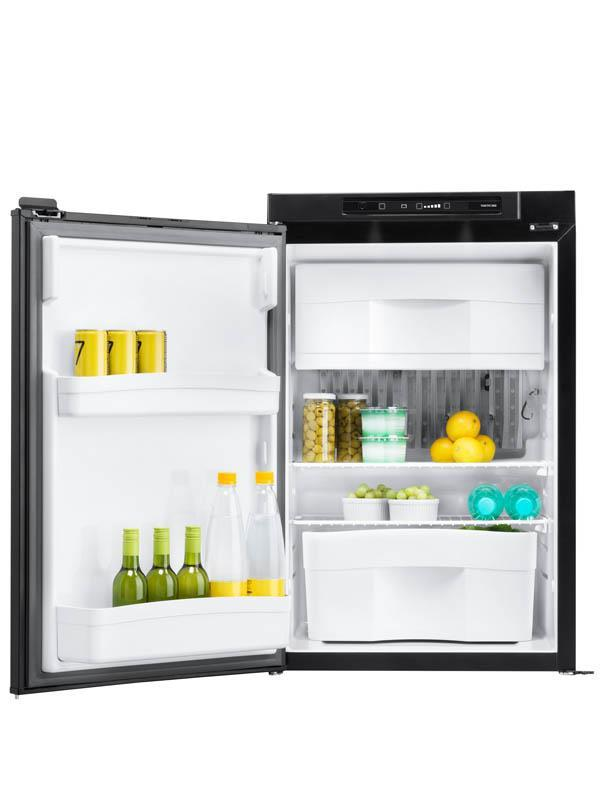 The N3100 Thetford fridge is guaranteed to deliver outstanding cooling performance and you will hardly hear it working!.