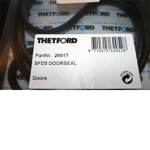 Thetford Battery Box Door Seal for No 5 Door