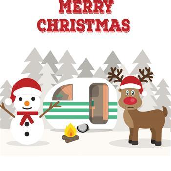 Caravan Christmas Presents