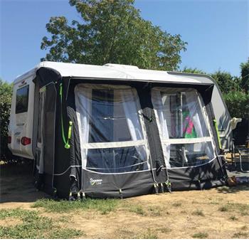 Summerline Sirocco Air Caravan Awning