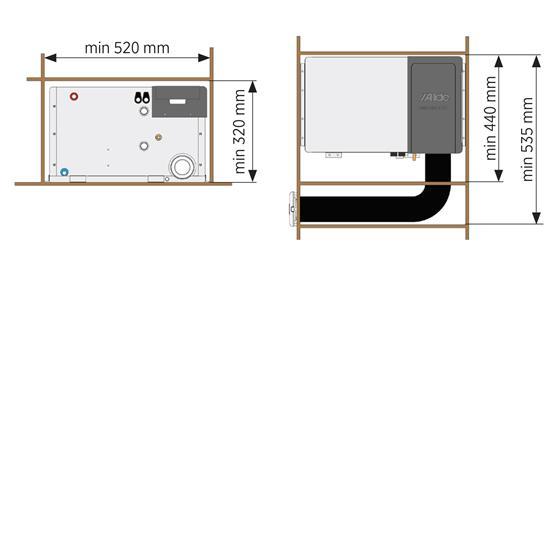 Alde Panel Van (Campervan) Heating Kit image 6