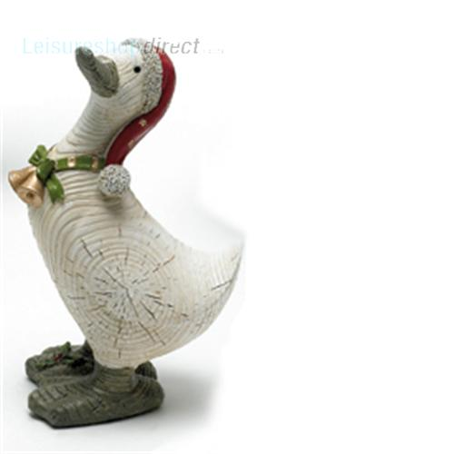 Christmas Duck - Medium - Head Forward