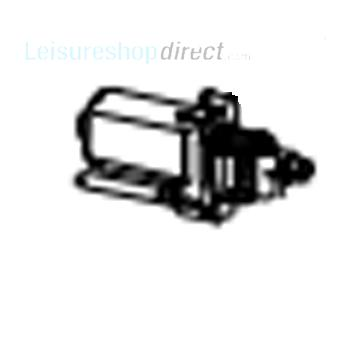 Dometic Heki Rooflight Electric Motor - Shielded
