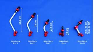 Fiamma Carry Bike Bike Blocks