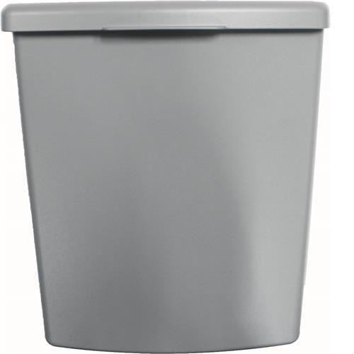 Hartal Bin Set Grey Inc body/lid/frame