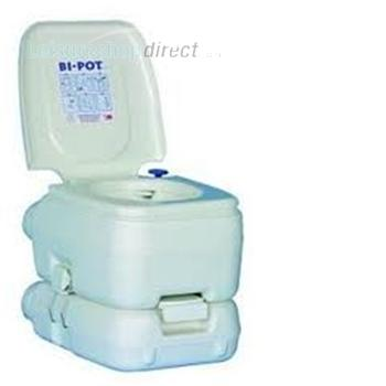 Fiamma Bi-Pot 34 Portable Toilet + Spare Parts