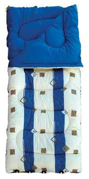 Royal Umbria Blue 50oz King Size Single Sleeping Bag