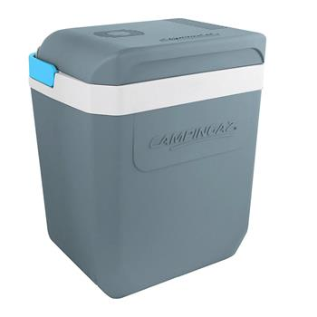 Campingaz Powerbox Plus TE Thermoelectric Hard Portable Camping Cool Box - Blue (24 Litre)