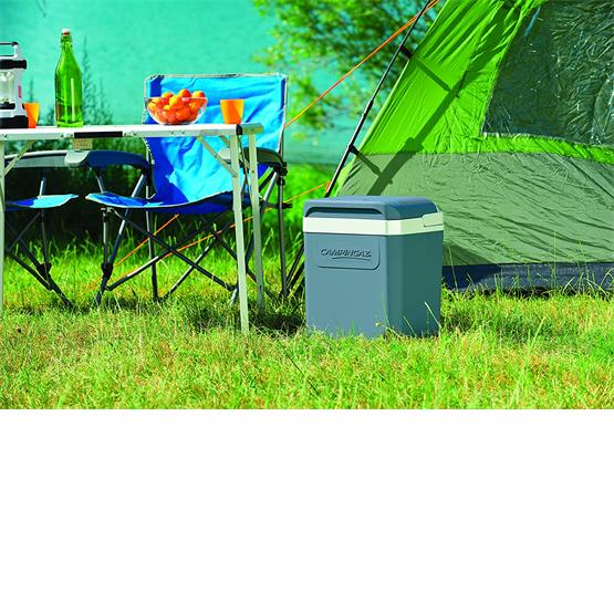 Campingaz Powerbox Plus TE Thermoelectric Hard Portable Camping Cool Box - Blue (24 Litre) image 9