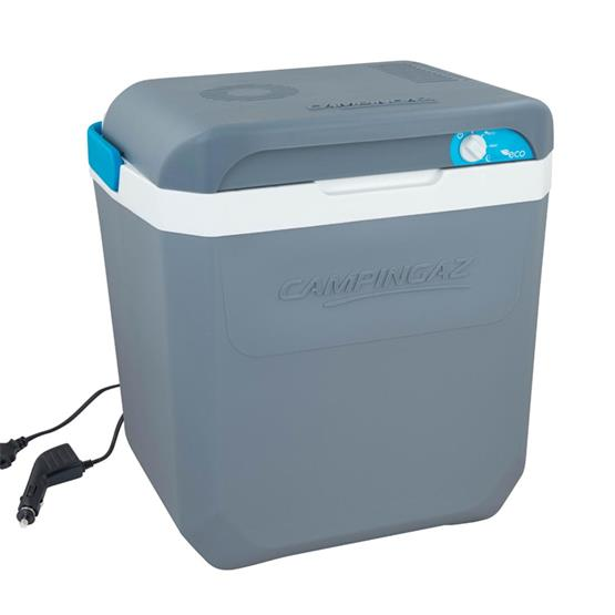 Campingaz Powerbox Plus TE Thermoelectric Hard Portable Camping Cool Box - Blue (24 Litre) image 1