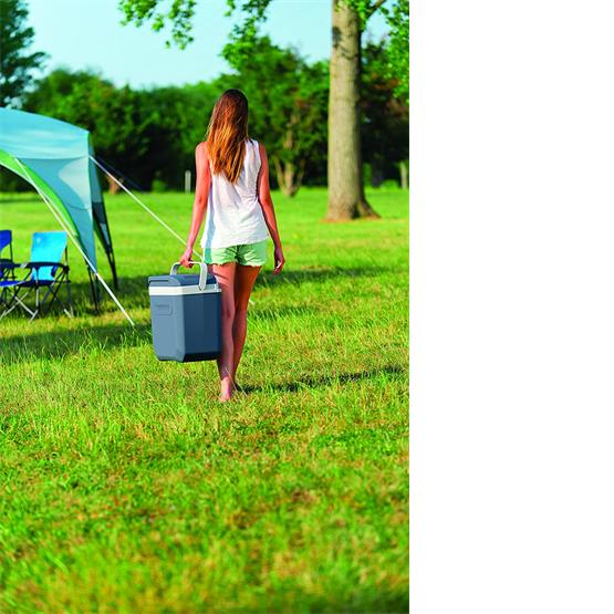 Campingaz Powerbox Plus TE Thermoelectric Hard Portable Camping Cool Box - Blue (24 Litre) image 7
