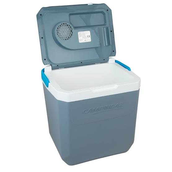 Campingaz Powerbox Plus TE Thermoelectric Hard Portable Camping Cool Box - Blue (24 Litre) image 3