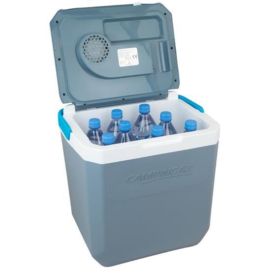 Campingaz Powerbox Plus TE Thermoelectric Hard Portable Camping Cool Box - Blue (24 Litre) image 4