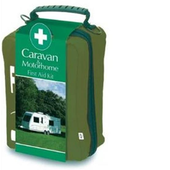 Caravan and Motorhome First Aid Box image 1