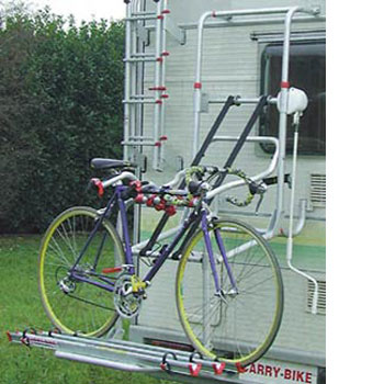 Fiamma Carry-Bike Lift 77 + Spare Parts