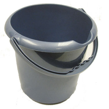 Bucket and Spout 5L Silver - WHILE STOCKS LAST