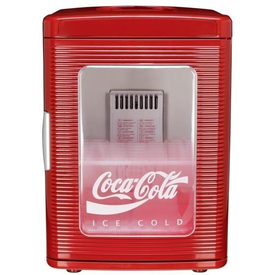 Coca Cola Mini Fridge 25 (12V/230V) image 2