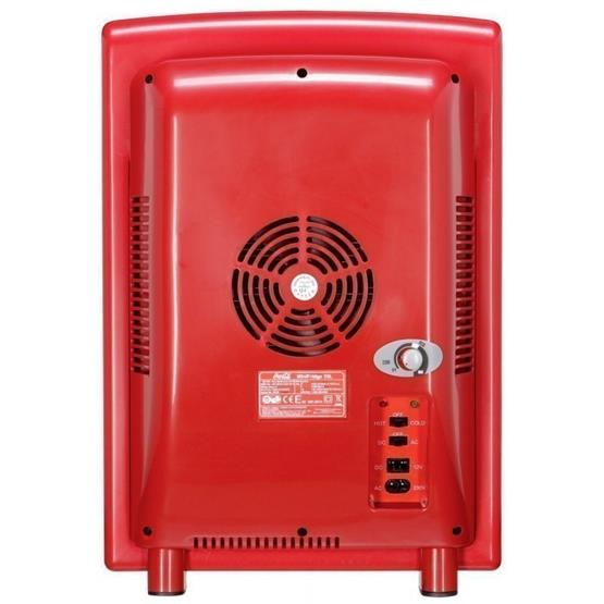 Coca Cola Mini Fridge 25 (12V/230V) image 3