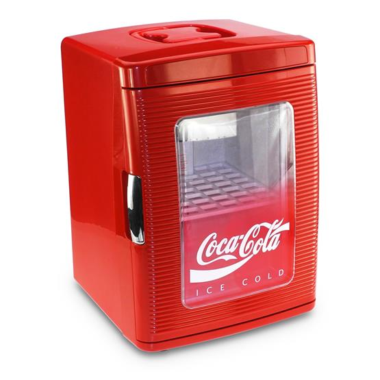 Coca Cola Mini Fridge 25 (12V/230V) image 1