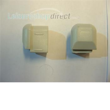 Corner pieces for omnistep Plugs (pair)