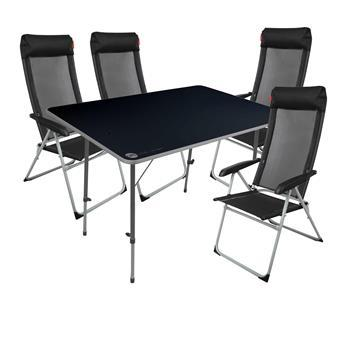 The very popular CPL Compact Camping Table and chairs set