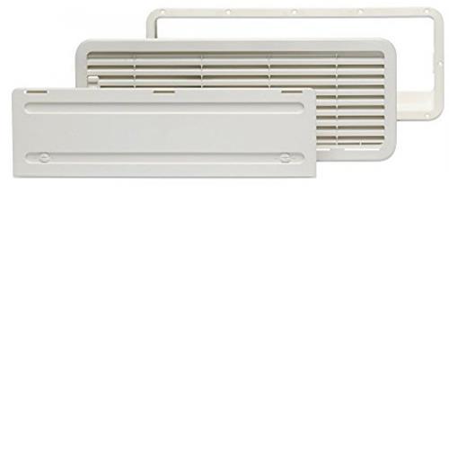 Dometic bottom vent - white LS200