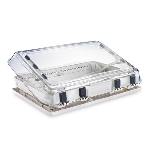 Dometic Midi Heki Rooflight - Lever Model with forced ventilation