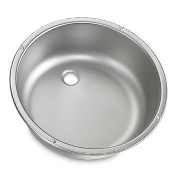 Dometic Series VA928 Round Caravan Sink