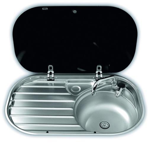 Dometic Smev VA8306R Caravan Sink with Drainer