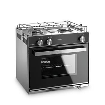 Dometic Sunlight Oven and Double Hob