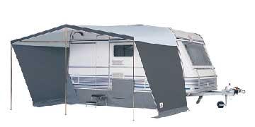 Dorema Solana Caravan Sun Canopy Aluminium Frame size 6 - 9