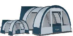 Putting Up Caravan Awnings - Caravan accessories and spares