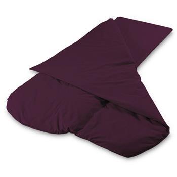 Duvalay Compact 4.5 Tog Sleeping Bag (Plum)