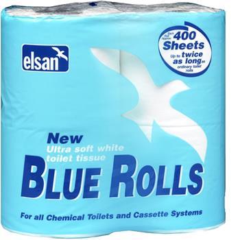 Elsan Toilet Roll x 4 Rolls
