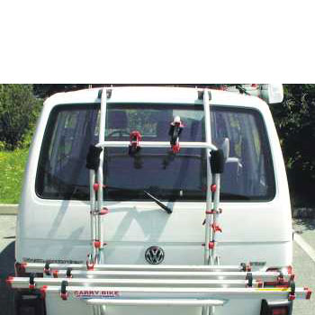 Fiamma VW T4 Carry-Bike + Spare Parts