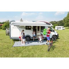 The Fiamma F45S is the most popular box-style awning in Europe