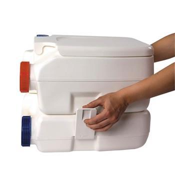 Fiamma Bi-Pot 39  Portable Toilet image 2