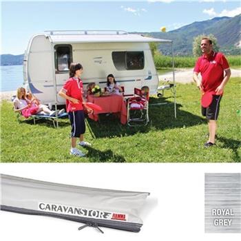 Fiamma Caravanstore 440cm Royal Grey image 1