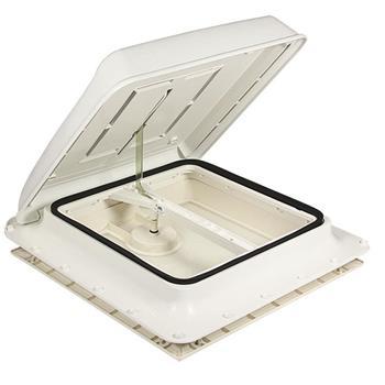Fiamma Rooflight Vent 160 - 40 x 40cm - White